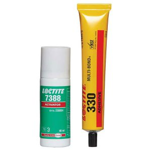 Loctite kit AA 330 multibond 50ml.+40ml