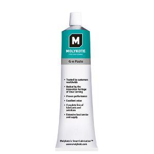 MOLYKOTE G-N plus da 100 g. Pasta minerale lubrificante