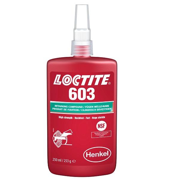 Loctite 603 da 250 ml.