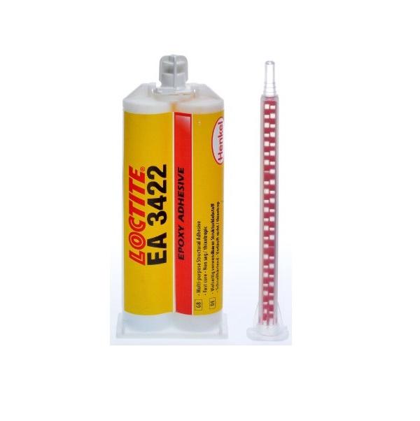 Loctite EA 3422 doppia cartuccia 50 ml.