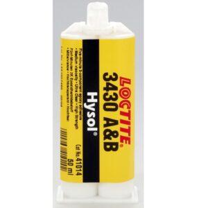 Loctite EA 3430 doppia cartuccia da 50 ml.